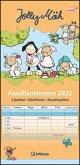 Jolly Mäh Familienplaner 2022 - Familien-Timer - Termin-Planer - Kinder-Kalender - Familien-Kalender