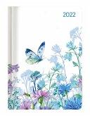 Minitimer Style Blumenwiese 2022 - Taschen-Kalender A6