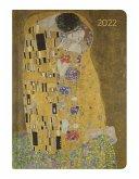 Ladytimer Klimt 2022 - Taschenkalender A6 (11x15 cm)