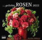 Geliebte Rosen 2022 - DUMONT Wandkalender