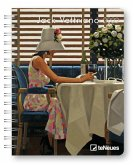 Jack Vettriano 2022 - Diary - 16,5x21,6