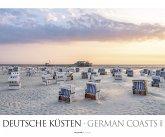 Deutsche Küsten 2022 - Bild-Kalender XXL 60x50 cm