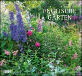 Englische Gärten 2022 - DUMONT Garten-Kalender - mit allen wichtigen Feiertagen - Format 38,0 x 35,5 cm