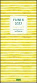 All about yellow 2022 - Planer mit variabler Spaltenzahl - Format 22 x 49,5 cm