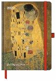 Gustav Klimt 2022 - Buchkalender - 16x22