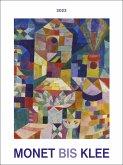 Monet bis Klee 2022 - Bild-Kalender 42x56 cm
