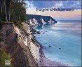 Mein Rügen & Hiddensee 2022 - Wandkalender 52 x 42,5 cm - Spiralbindung