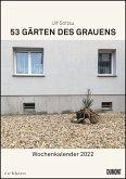 Gärten des Grauens 2022 - Satirischer Wochenkalender mit Fotos und Texten - Zum Aufhängen - Format 21,0 x 29,7 cm - Spiralbindung