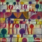 Paul Klee 2022 - Kunst-Kalender 30x30 - 30x60 geöffnet