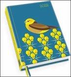 Taschenkalender »I like Birds« 2022 - Von Stuart Cox - Terminplaner mit Wochenkalendarium - Format 11,3 x 16,3 cm