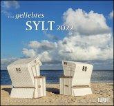 ... geliebtes Sylt 2022 - DuMont Wandkalender - mit den wichtigsten Feiertagen - Format 38,0 x 35,5 cm