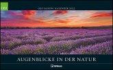 GEO SAISON Augenblicke in der Natur 2022 - Wand-Kalender - 58x36