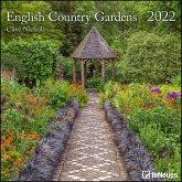 English Country Gardens 2022 Broschürenkalender