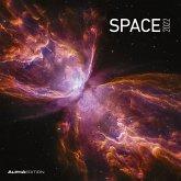 Space 2022 - Broschürenkalender 30x30 cm