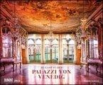 Zu Gast in den Palazzi von Venedig 2022 Foto-Wandkalender 58,4 x 48,5 cm