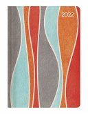 Ladytimer Retro 2022 - Taschenkalender A6