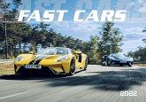 Fast Cars 2022 - Bild-Kalender 48,5x34 cm