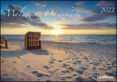 Malerische Ostseeküste 2022 - Wand-Kalender - 42x29,7