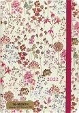 2022 Wildflower Meadow Weekly Planner (16-Month Engagement Calendar)