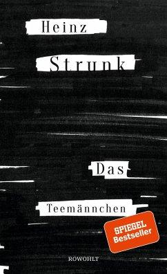 Das Teemännchen (Mängelexemplar) - Strunk, Heinz