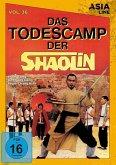 Das Todescamp der Shaolin, 1 DVD