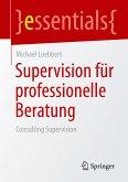 Supervision für professionelle Beratung