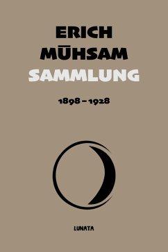 Sammlung 1898-1928 (eBook, ePUB)