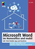 Microsoft Word im Homeoffice und mobil (eBook, PDF)
