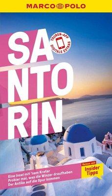 MARCO POLO Reiseführer Santorin (eBook, PDF) - Bötig, Klaus