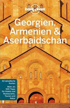 Lonely Planet Reiseführer Georgien, Armenien, Aserbaidschan (eBook, PDF) - Masters, Tom