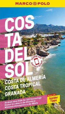 MARCO POLO Reiseführer Costa del Sol/Costa de AlmerÍa/Costa Tropical/Granada (eBook, PDF) - Drouve, Andreas; Rojas, Lucia