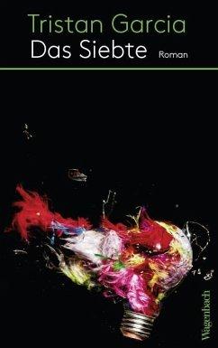 Das Siebte (Mängelexemplar) - Garcia, Tristan