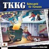Ein Fall für TKKG - Schutzgeld für Dämonen, 1 Audio-CD