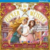 Die Zuckermeister (2) Die verlorene Rezeptur (MP3-Download)