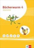 Bücherwurm Sprachbuch 4. Ausgabe für Berlin, Brandenburg, Mecklenburg-Vorpommern, Sachsen, Sachsen-Anhalt, Thüringen