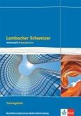 Lambacher Schweizer Mathematik Berufliches Gymnasium Eingangsklasse. Trainingsheft mit Lösungen Klasse 11. Ausgabe Baden-Württemberg