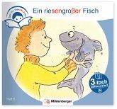 Zeit für Geschichten - 3-fach differenziert, Heft 5: Ein riesengroßer Fisch - A