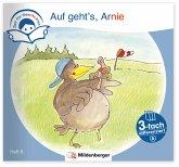 Zeit für Geschichten - 3-fach differenziert, Heft 6: Auf geht's, Arnie - A