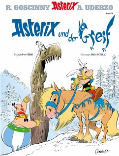 Asterix und der Greif - Ferri, Jean-Yves;Conrad, Didier