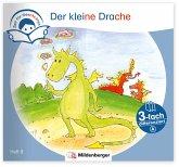 Zeit für Geschichten - 3-fach differenziert, Heft 9: Der kleine Drache - A