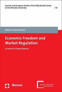 Economic Freedom and Market Regulation (eBook, PDF)