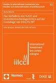 Das Verhältnis von EuGH und Investitionsschiedsgerichten auf der Grundlage von intra-EU BIT (eBook, PDF)
