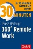 30 Minuten 360° Remote Work (eBook, ePUB)