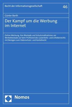 Der Kampf um die Werbung im Internet (eBook, PDF) - Barth, Günter