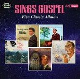 Sings Gospel-Five Classic Albums