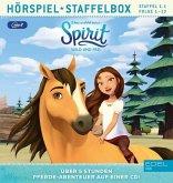 Spirit, wild und frei - Staffelbox, 1 MP3-CD
