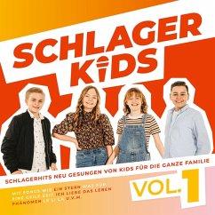 Vol.1 (Von Kids Für Die Ganze Familie) - Schlagerkids
