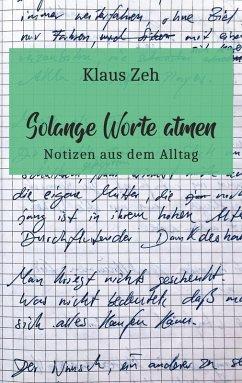 Solange Worte atmen (eBook, ePUB)