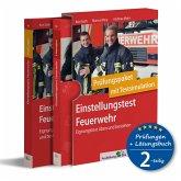 Einstellungstest Feuerwehr: Prüfungspaket mit Testsimulation