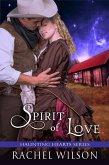 Spirit of Love (Haunting Hearts Series, Book 4) (eBook, ePUB)